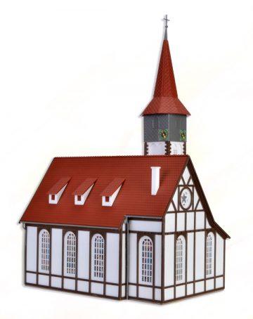 Fachwerkkirche Altbach <br/>Vollmer 43768 2