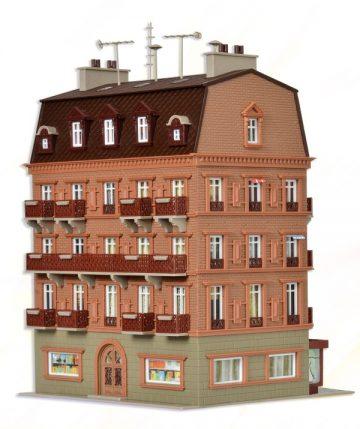 City-Hotel mit Inneneinrichtung <br/>Vollmer 43782 2