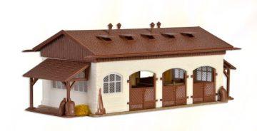 Reitstall mit Pferdekoppel <br/>Vollmer 43790 1