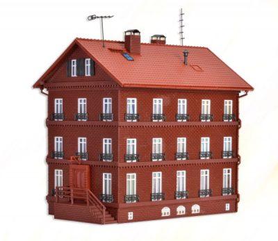 Eisenbahner-Wohnhaus <br/>Vollmer 43805