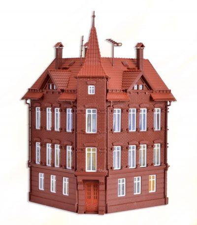 Eisenbahner-Wohnhaus, Eckh <br/>Vollmer 43807