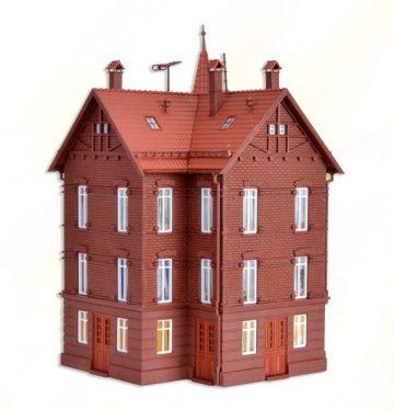 Eisenbahner-Wohnhaus, Eckh <br/>Vollmer 43807 2