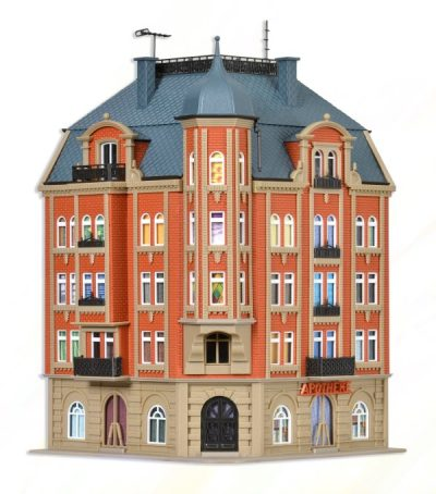 Eckhaus Schlossallee 1, Pr <br/>Vollmer 43811