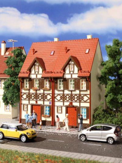 Reihen-Doppelhaus mit Fach <br/>Vollmer 43847