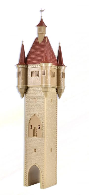 Stadtturm Rothenburg, Retr <br/>Vollmer 43900 1