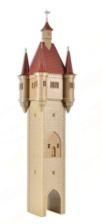 Stadtturm Rothenburg, Retr <br/>Vollmer 43900 2