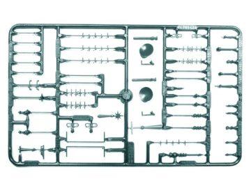 Deko-Set Dachausstattung <br/>Vollmer 45022 1