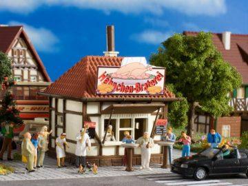 Kiosk Hühner-Hugo <br/>Vollmer 45139 1