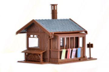 Sauna mit Zubehör und Bele <br/>Vollmer 45146 2