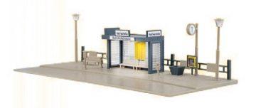 Bushaltestelle, mit LED-Beleuchtung <br/>Vollmer 45154 1