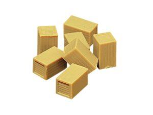 Ladegut Kisten, 7 Stück <br/>Vollmer 45242