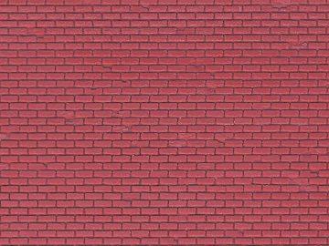 Dachplatte Klinker aus Kunst <br/>Vollmer 47349 1
