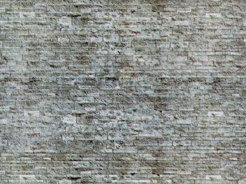 Mauerplatte Mauerstein <br/>Vollmer 47365 1