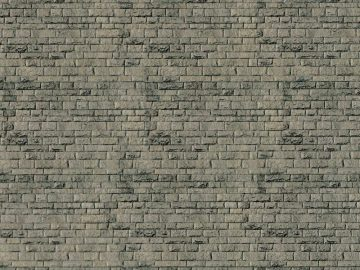 Mauerplatte Haustein natur <br/>Vollmer 47368 1