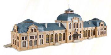 Bahnhof Baden-Baden <br/>Vollmer 47505 2