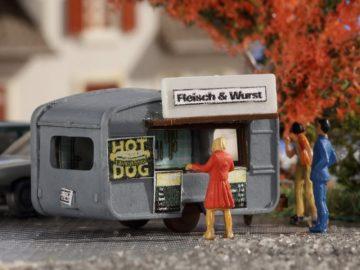 Verkaufswagen Fleisch & Wur <br/>Vollmer 47619 1