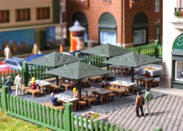 Biergartenschirme <br/>Vollmer 47665 2