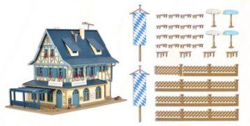 Gasthof mit Biergarten, Inn <br/>Vollmer 47698 1
