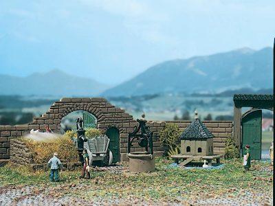 Deko-Set Bauernhof <br/>Vollmer 47708