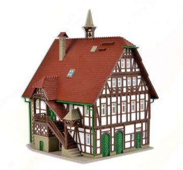 Rathaus Kochendorf mit Inne <br/>Vollmer 47735 1