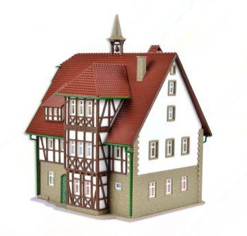 Rathaus Kochendorf mit Inne <br/>Vollmer 47735 2