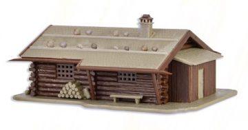 Jagdhütte mit Brunnen und H <br/>Vollmer 47743 2