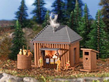 Sauna mit Tauchbecken und K <br/>Vollmer 47758 1