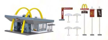 McDonald´s Schnellrestaurant <br/>Vollmer 47765 1