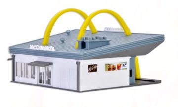 McDonald´s Schnellrestaurant <br/>Vollmer 47765 2