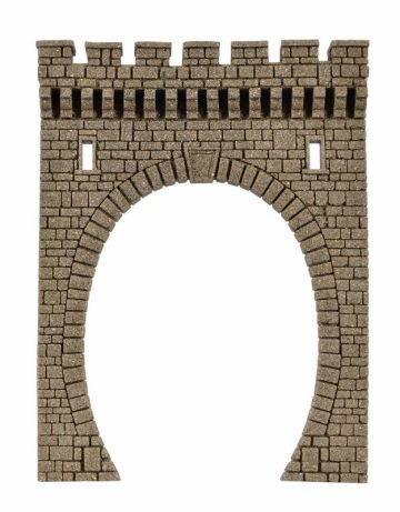 Tunnel-Portal, 1-gleisig <br/>Vollmer 48100 1