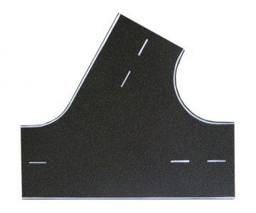 Straßenplatte Asphalt 60 G