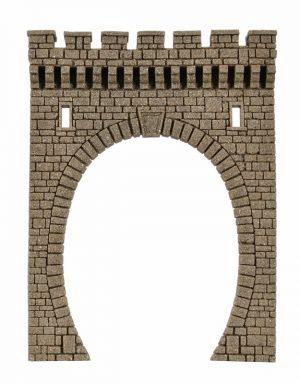 Tunnel-Portal, 1-gleisig <br/>Vollmer 48500