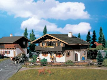 Haus Waldesruh, Start und  <br/>Vollmer 49252 1