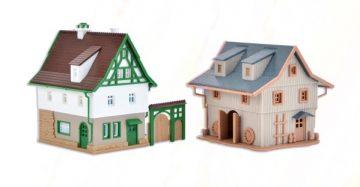 Bauernhaus mit Scheune und  <br/>Vollmer 49540 1