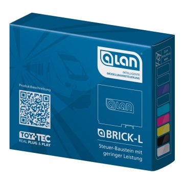 ALAN BRICK-L <br/>TOY-TEC 11302 3
