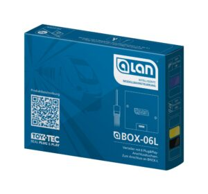 ALAN BOX-06L <br/>TOY-TEC 11406