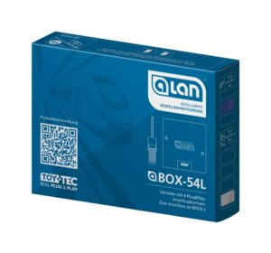 ALAN BOX-54L <br/>TOY-TEC 11454