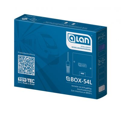 ALAN BOX-54L <br/>TOY-TEC 11454