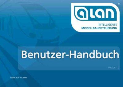 ALAN Benutzerhandbuch <br/>TOY-TEC 17501