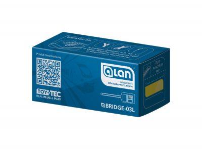 ALAN BRIDGE-03L  <br/>TOY-TEC 18032