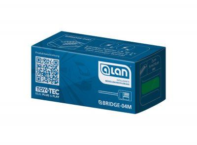 ALAN BRIDGE-04M  <br/>TOY-TEC 18044
