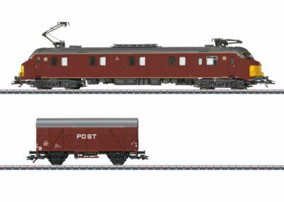 Lok Serie mp 3000 m.Güterwage <br/>Märklin 026613