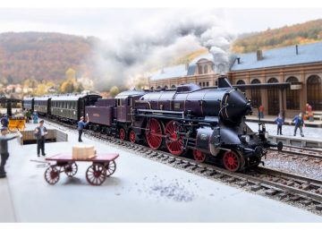 Schnellzug-Dampflok Gatt