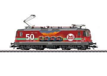 Elektro-Lokomotive Re 4/4 II 50 Jahre LGB <br/>Märklin 037351 1