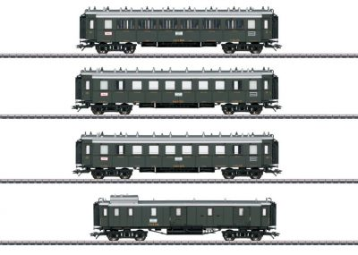 Schnellzugwagen-Set Pfalz <br/>Märklin 041354