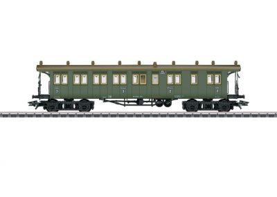 Plattformwagen 2. / 3. Klasse BCCi <br/>Märklin 042104