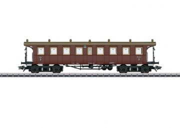 Plattformwagen CCi, K.W.St.E