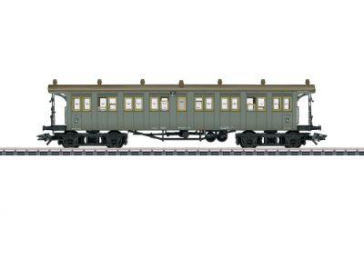 Plattformwagen C4, K.W.St.E. <br/>Märklin 042144