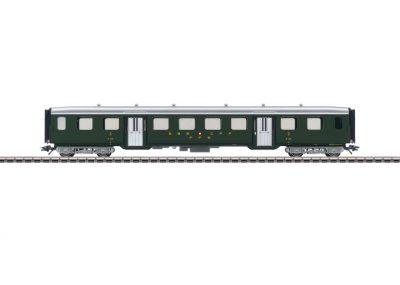 Leichtstahl-Sitzwagen 2. Klasse, SBB <br/>Märklin 043362