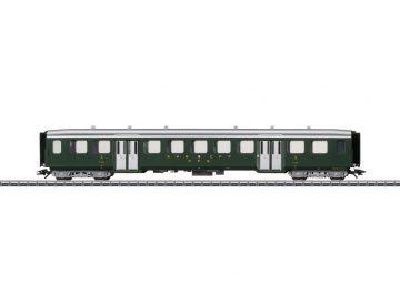 Leichtstahl-Sitzwagen 3